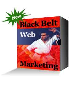 Black Belt Web Marketing: A Downloadable Internet Marketing Course With Website